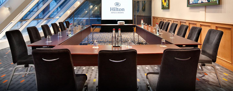 Hôtel Hilton Paris La Défense, France - Salle de réunion Monnet
