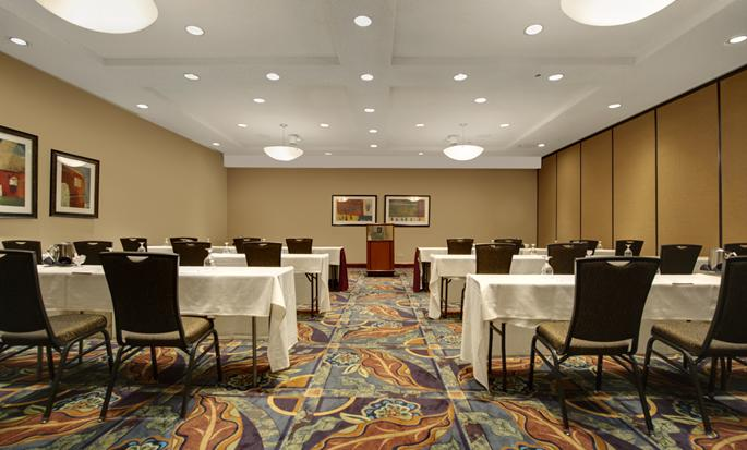 Embassy Suites Phoenix - Biltmore, EUA - Sala para reuniones