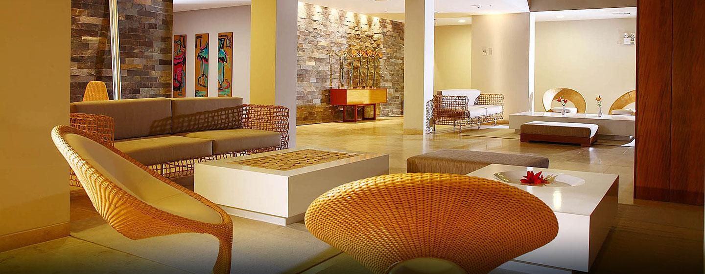 Hotel DoubleTree Resort by Hilton Hotel Paracas - Perú - Área de descanso del lobby