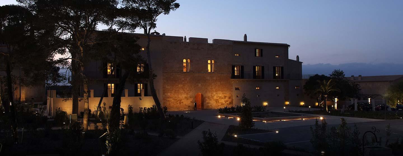 Hotel Hilton Sa Torre Mallorca Resort, Llucmajor, España - Fachada