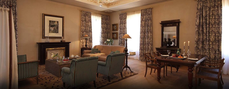 Hotel Hilton Sa Torre Mallorca Resort, Llucmajor, España - Suite Alcove con