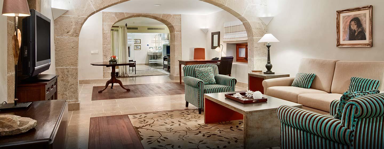 Hotel Hilton Sa Torre Mallorca Resort, Llucmajor, España -Suite de un dormitorio con cama King