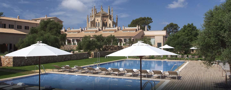 Hotel Hilton Sa Torre Mallorca Resort, Llucmajor, España - Piscina climatizada