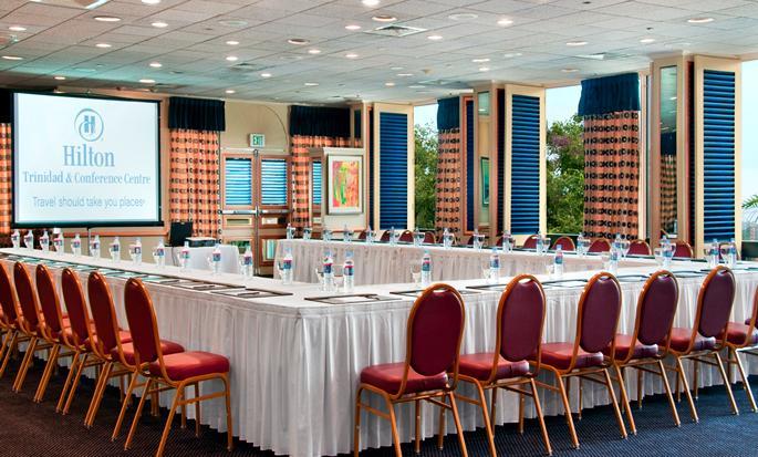 Hoteles en trinidad hilton puerto españa