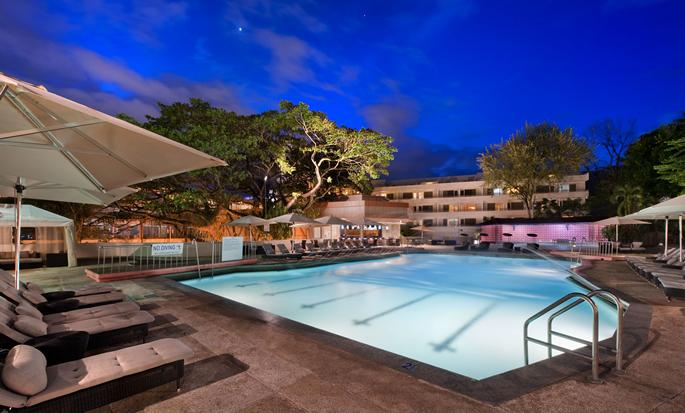 Hilton Trinidad & Conference Centre, Port of Spain - pool