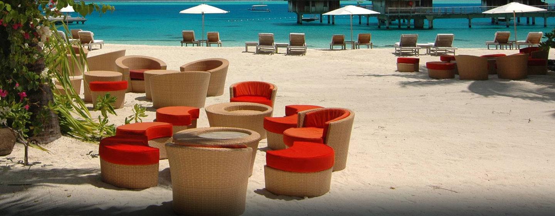 Hilton Bora Bora Nui Resort & Spa, Polynésie française - Bar Ta Ie Ie