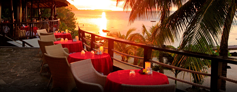 Hilton Moorea Lagoon Resort & Spa, Polynésie française - Eimeo Bar