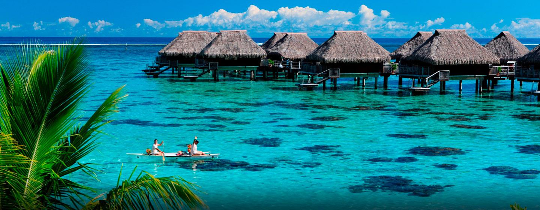 Hilton Moorea Lagoon Resort & Spa, Polynésie française - Vue extérieure