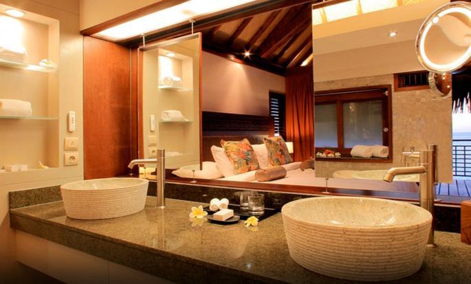 Hotel Hilton Moorea Lagoon Resort and Spa - Banheiro