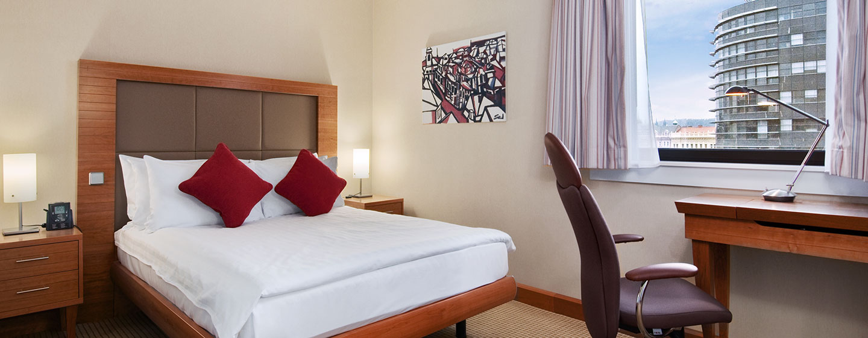Hotel Hilton Prague, Repubblica Ceca - Camera Hilton singola