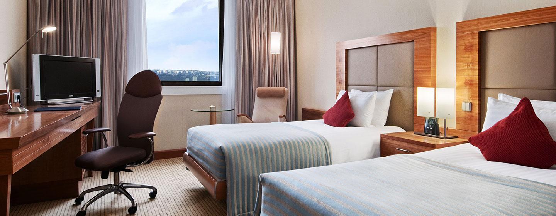 Hotel Hilton Prague, Repubblica Ceca - Camera Hilton Executive con letti separati