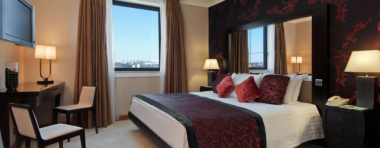 Hotel Hilton Prague, Repubblica Ceca - Suite appartamento con letto king size