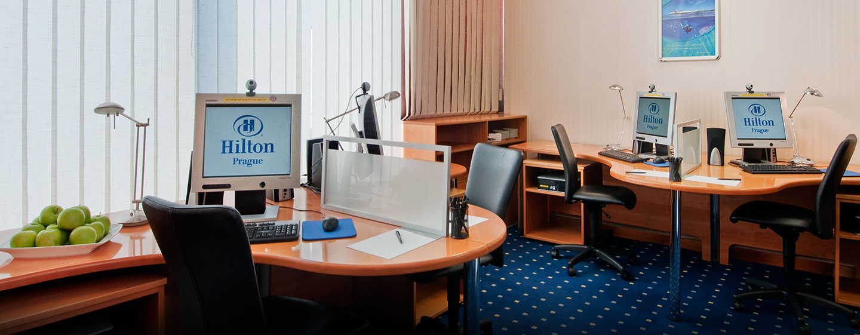 Hotel Hilton Prague, Repubblica Ceca - Business Center