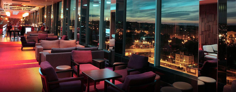 Hotel Hilton Prague, Repubblica Ceca - Cloud 9 Sky Bar & Lounge