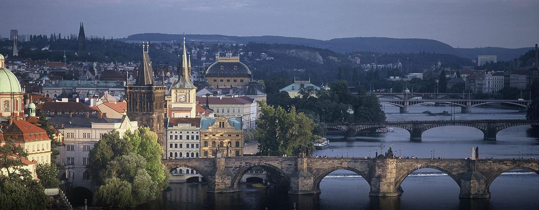 Hilton Prague, Чехия – мостовете на Прага