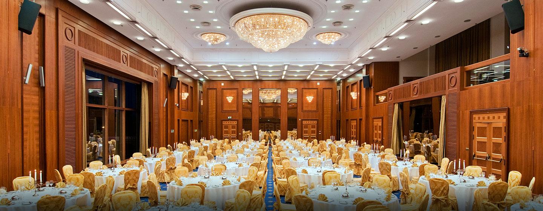 Hilton Prague, Česká republika - Velký taneční sál Hilton