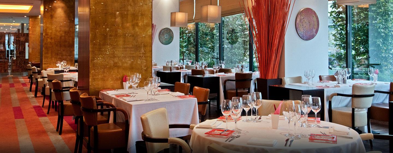 """Hilton Prague, Чехия – Ресторант """"Atrium"""""""