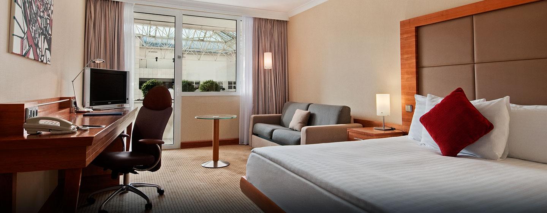 Bei einer Familienreise können Sie das Schlafsofa als zusötzliches Bett nutzen