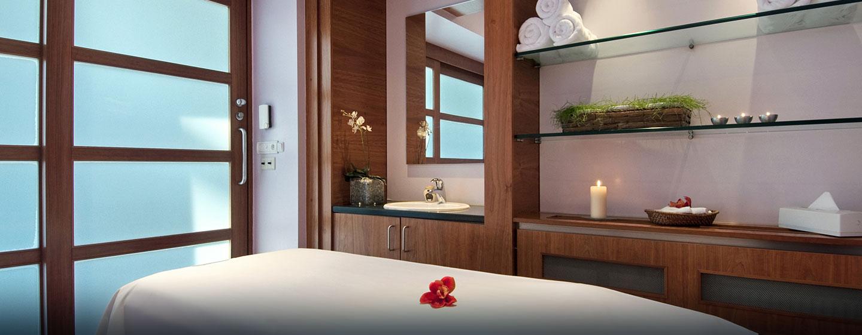 Hilton Prague, Česká republika - Health Club & Spa - místnost vyhrazená pro léčebné procedury