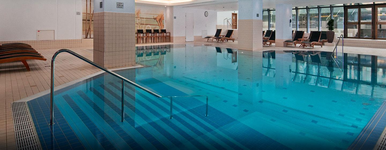 Hilton Prague, Česká republika - Krytý bazén