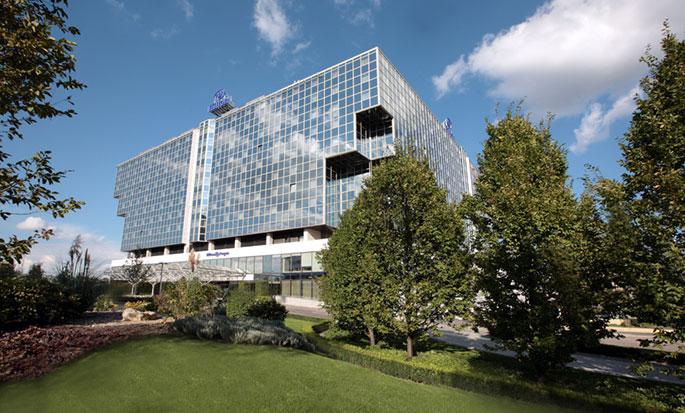 Hotel Hilton Prague, Česká republika – Exteriér hotelu