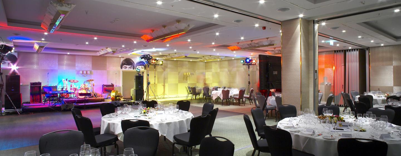 Laden Sie Gäste zu einem privaten oder gesellschaftlichen Events in den Ballsaal des Hilton Prague Old Town ein