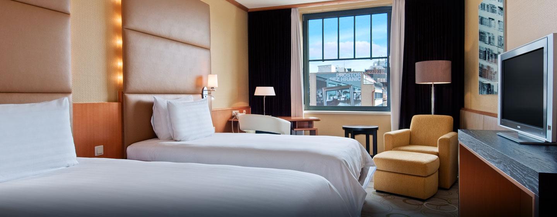 Bei der Buchung eines Executive Zimmer erhalten Sie Zugang zur Executive Lounge im Hotel