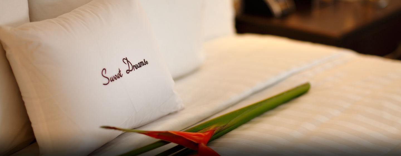 Hotel DoubleTree by Hilton Hotel Panama City - El Carmen, Panamá - Cama Sweet Dreams