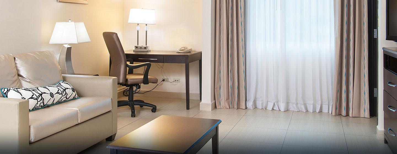 Hotel DoubleTree by Hilton Hotel Panama City - El Carmen, Panamá - Suite