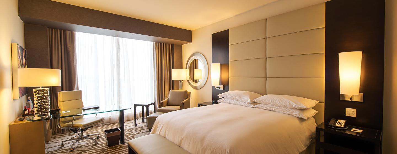 Hilton Panamá - Habitación estándar con cama King