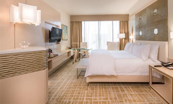 Hotel Waldorf Astoria Panamá, Panamá - Habitación con cama King