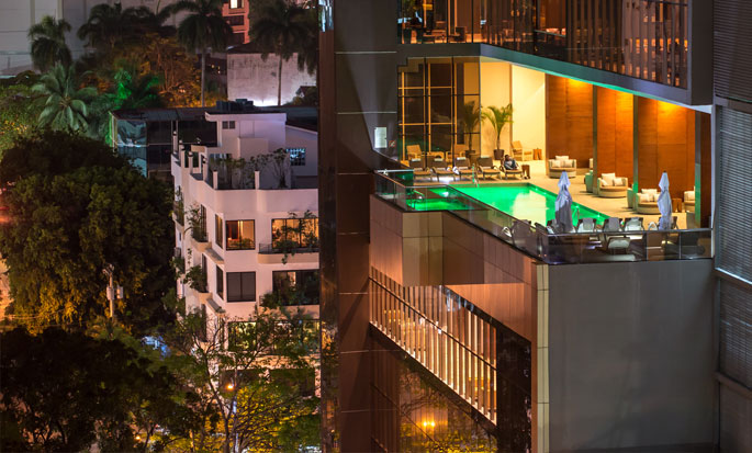 Hotel Waldorf Astoria Panamá, Panamá - Piscina