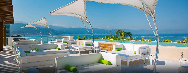 Hilton Puerto Vallarta Resort, Jalisco, México - Restaurante Owest