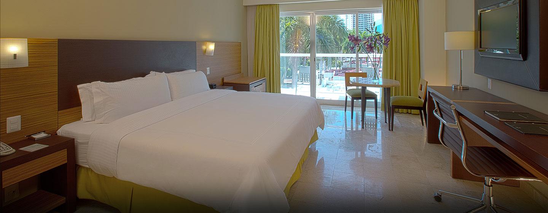 Hilton Puerto Vallarta Resort, Jalisco, México - Habitación con cama king