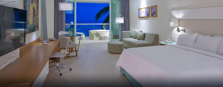 Hilton Puerto Vallarta Resort, Jalisco, México - Suite junior