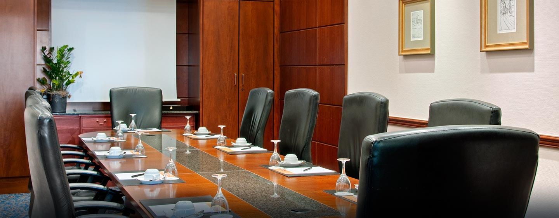 Wählen Sie zwischen vier Tagungsräumen den richtigen für Sie aus