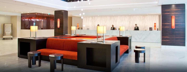Gern heisen wir Sie im Hilton Mainz willkommen
