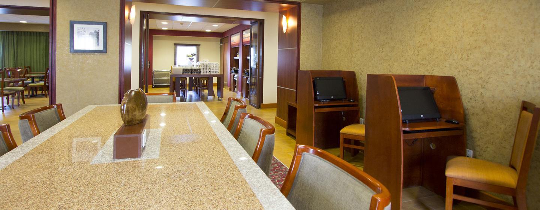 Hampton Inn by Hilton San Juan del Rio, México - Centro de negocios