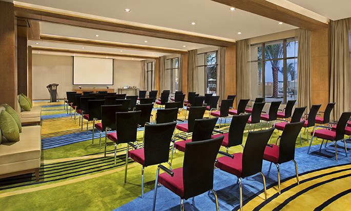 DoubleTree by Hilton Resort & Spa Marjan Island -hotelli, Yhdistyneet Arabiemiirikunnat – suuri kokoushuone