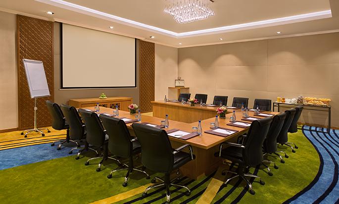 DoubleTree by Hilton Resort & Spa Marjan Island -hotelli, Yhdistyneet Arabiemiirikunnat – neuvotteluhuone