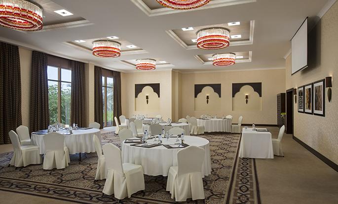 Hilton Ras Al Khaimah Resort & Spa hotel, UAE - Al Shams Meeting Room