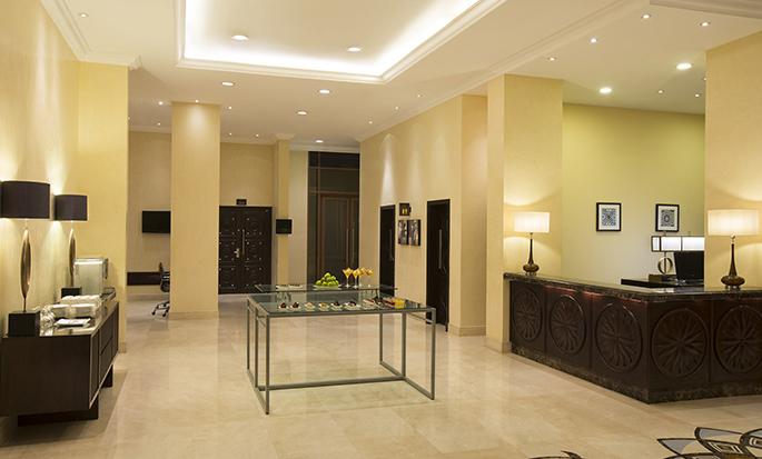 Hilton Ras Al Khaimah Resort & Spa hotel, UAE - Coffee Break Area