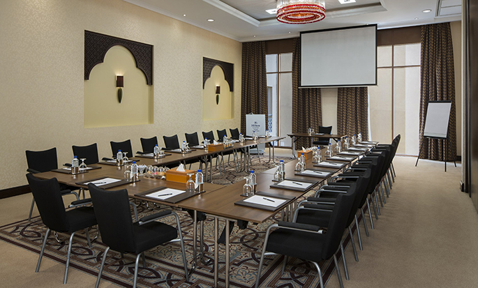 Hilton Ras Al Khaimah Resort & Spa hotel, UAE - Al Maha Meeting Room