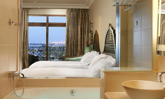 Hilton Ras Al Khaimah Resort & Spa hotel, UAE - Queen Deluxe Room