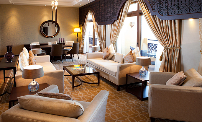 Hilton Ras Al Khaimah Resort & Spa hotel, UAE - Presidential Suite