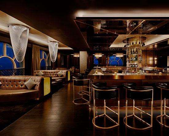 Waldorf Astoria Ras Al Khaimah -hotelli, Yhdistyneet arabiemiirikunnat -17Squared-oleskelutila
