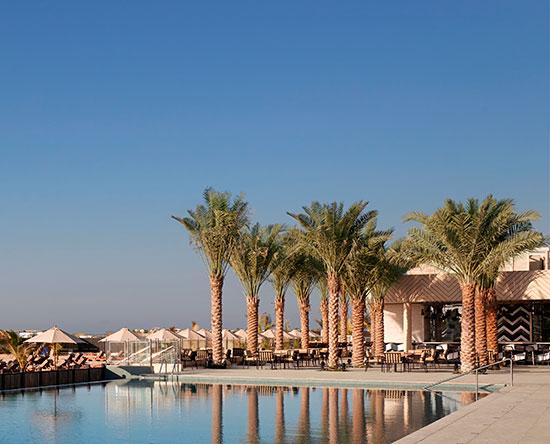 Waldorf Astoria Ras Al Khaimah -hotelli, Yhdistyneet arabiemiirikunnat - AlFayrouz -ulkoilmabaari