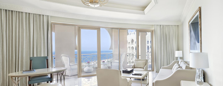 Waldorf Astoria Ras Al Khaimah -hotelli, Yhdistyneet arabiemiirikunnat – Parivuoteellinen Grand Junior -sviitti