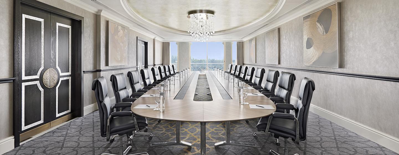 Waldorf Astoria Ras Al Khaimah -hotelli, Yhdistyneet arabiemiirikunnat – Luuli-kokoushuoneet