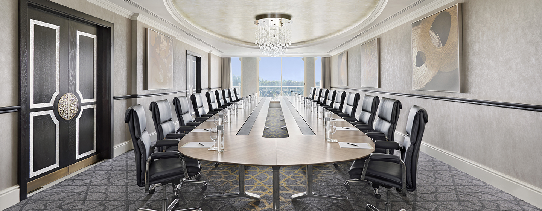 Waldorf Astoria Ras Al Khaimah hotell, Förenade Arabemiraten – Luuli konferensrum